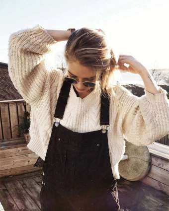 Sweaters outfit idea you should try this year (137) | fashion
