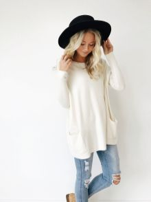 Sweaters outfit idea you should try this year (148)   fashion