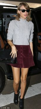 Taylor swift's most epic fashion moments 19