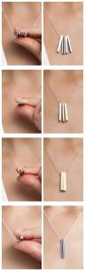The Ultimate Layered Necklaces Idea - 04 | Fashion DressFitMe