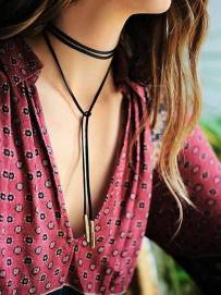 The Ultimate Layered Necklaces Idea - 05 | Fashion DressFitMe
