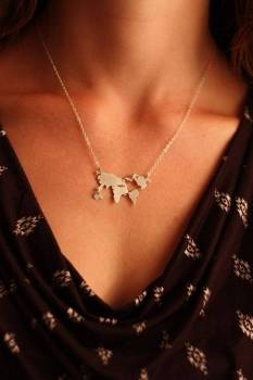 The Ultimate Layered Necklaces Idea - 26 | Fashion DressFitMe