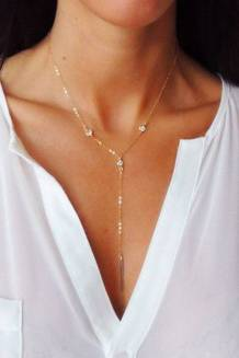 The Ultimate Layered Necklaces Idea - 34 | Fashion DressFitMe