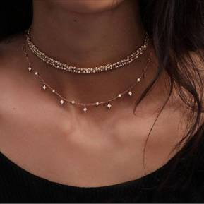 The Ultimate Layered Necklaces Idea - 39 | Fashion DressFitMe