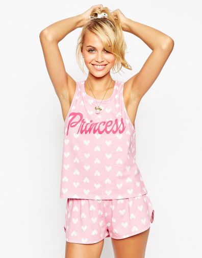 Women's pyjamas style to help you look sharp 025 fashion