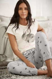 Women's pyjamas style to help you look sharp 073 fashion