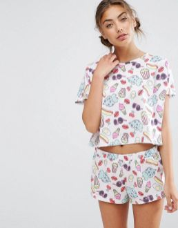 Women's pyjamas style to help you look sharp 092 fashion