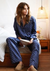 Women's pyjamas style to help you look sharp 107 fashion