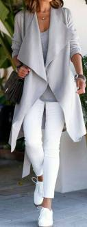 Women's white sneakers outfit 66