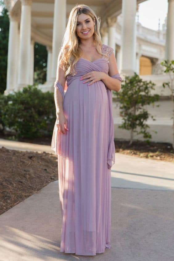 Goddess Maternity Dress : goddess, maternity, dress, Formal, Maternity, Dresses, Wedding, Guest, Dress