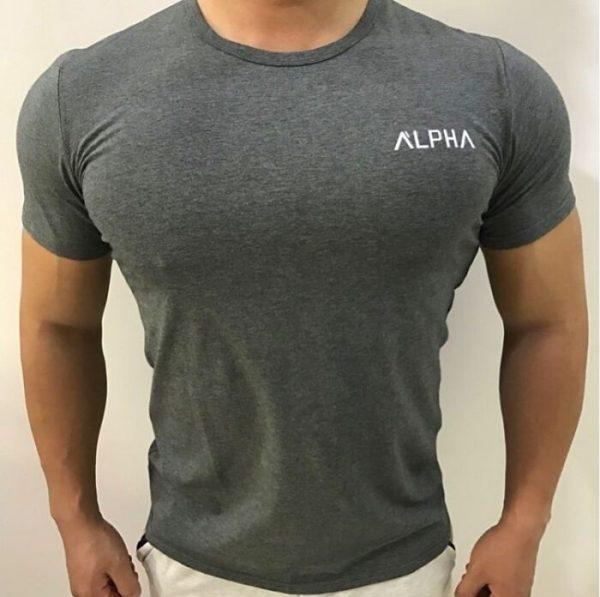 Мъжка тениска Alpha