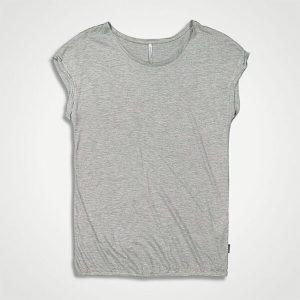 Тениска Reserved в сиво