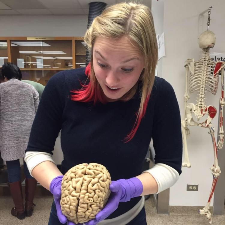 Sadie Wikowski, scientist