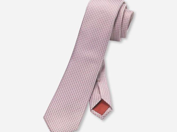 Μεταξωτή γραβατα ροζ