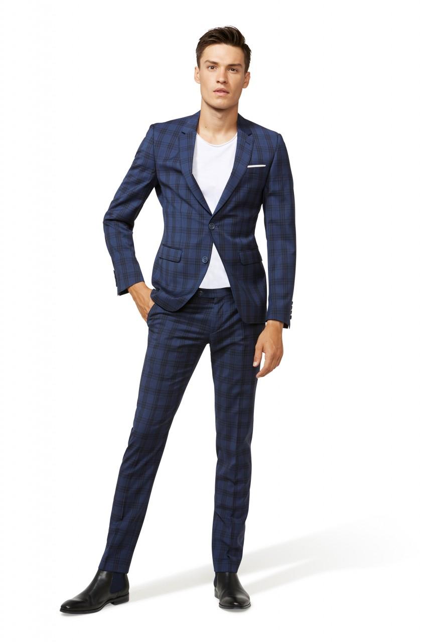 οικονομικα κοστουμια Μπλε 9971521