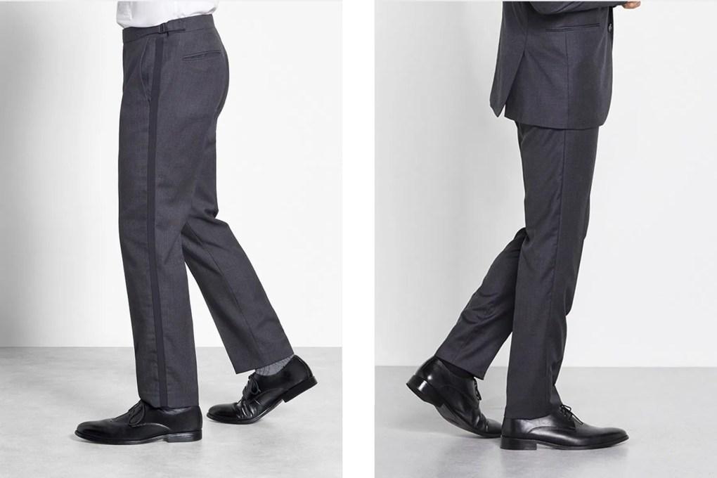 διαφορά σμόκιν κοστούμι παντελόνια