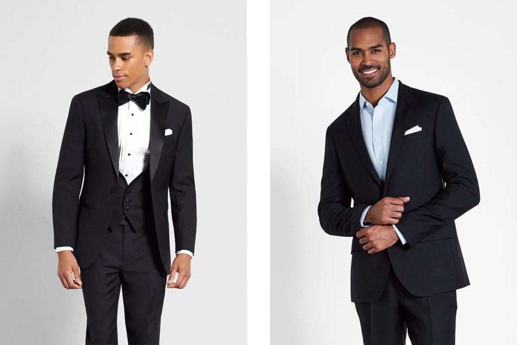διαφορά σμόκιν κοστούμι πουκάμισα