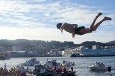 Salto dende o Paredón 14