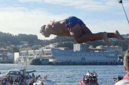 Salto dende o Paredón 21