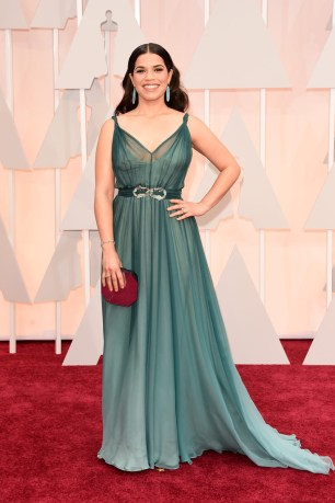 America Ferrara - Oscar's - Dress Me Like a Dream