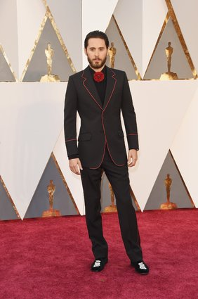 Jared Leto - Oscar's 2016 - Dress Me Like a Dream