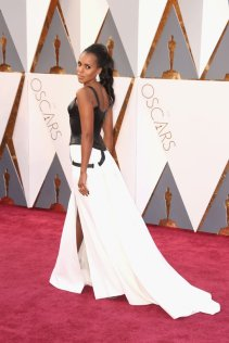 Kerry Washington - Atèlier Versace - Oscar's 2016 - Dress Me Like a Dream