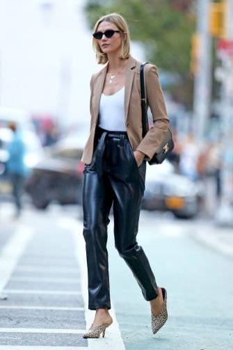 karlie-kloss-in-leather-trousers-nyc-09-18-2019-9