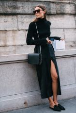 c094f0def7090da6950e0f1ea4d42ee9--street-style-skirt-black-street-style