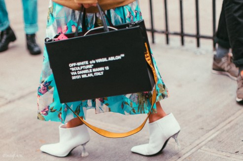 Fashion Week style trends fall 2018 at NYFW by Armenyl