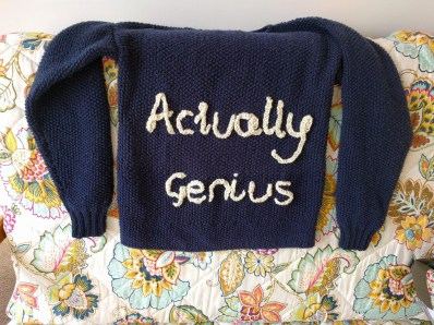 Genius Jumper