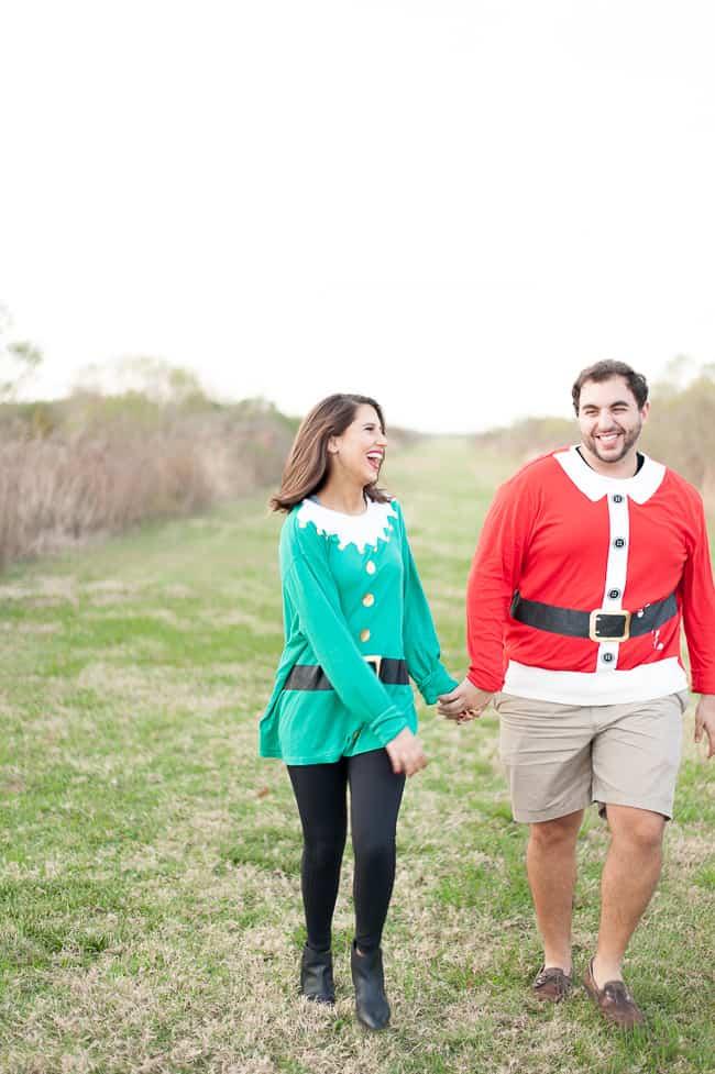 roads, christmas, sweater, eve, dress up buttercup, pj party, target pjs, target elf and santa suite, raad christmas cards, dede raad photography, raad christmas