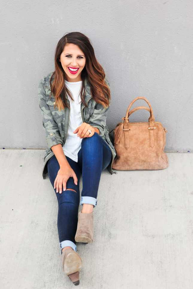Dress Up Buttercup // A Houston-based fashion travel blog developed to daily inspire your own personal style by Dede Raad   A Casual Thanksgiving Look