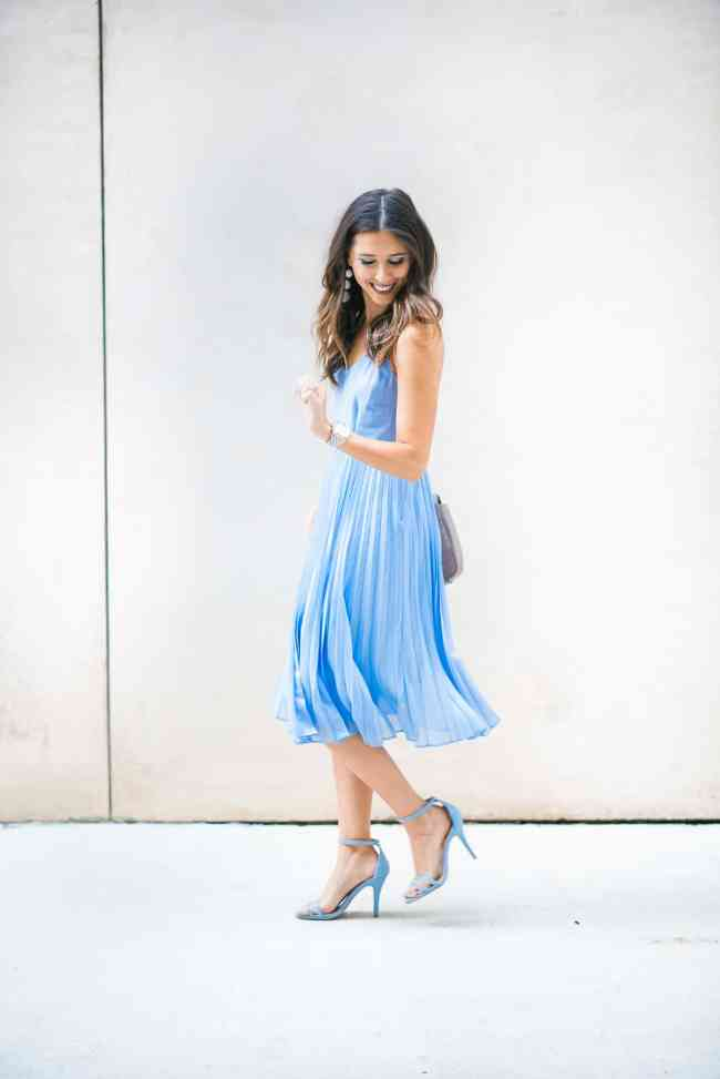 Dress Up Buttercup // A Houston-based fashion travel blog developed to daily inspire your own personal style by Dede Raad   Easter Dress with LC