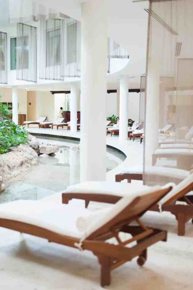 Spa Day at Grand Velas Riviera Maya