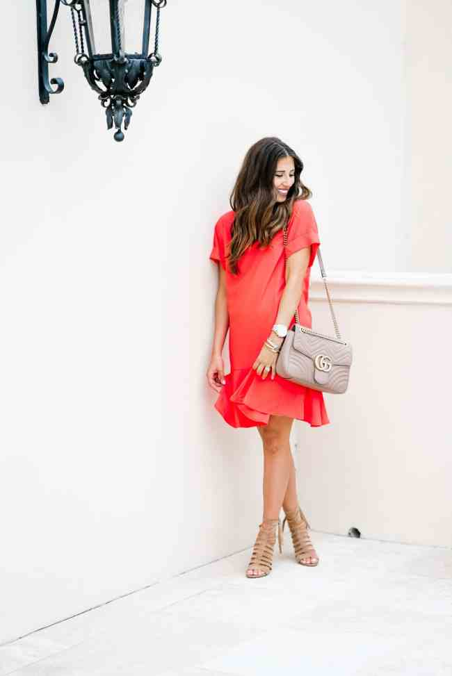 Dress Up Buttercup, Dede Raad, Houston Blogger, Fashion Blogger, Orange Crush