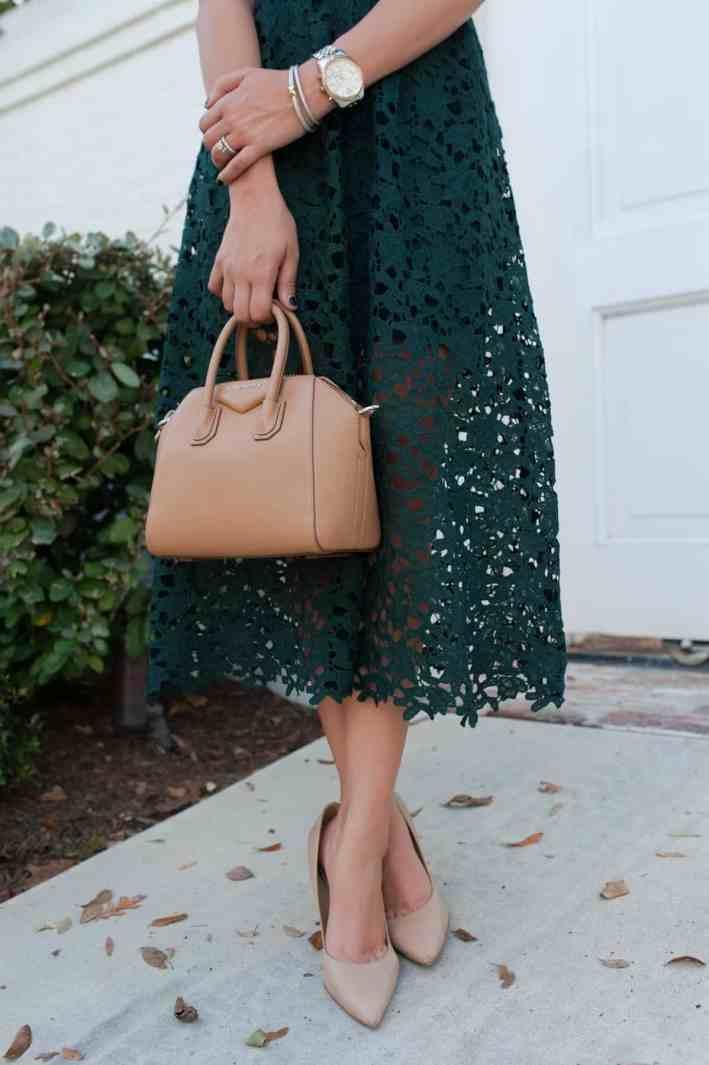Lace Midi Dress | Dress Up Buttercup