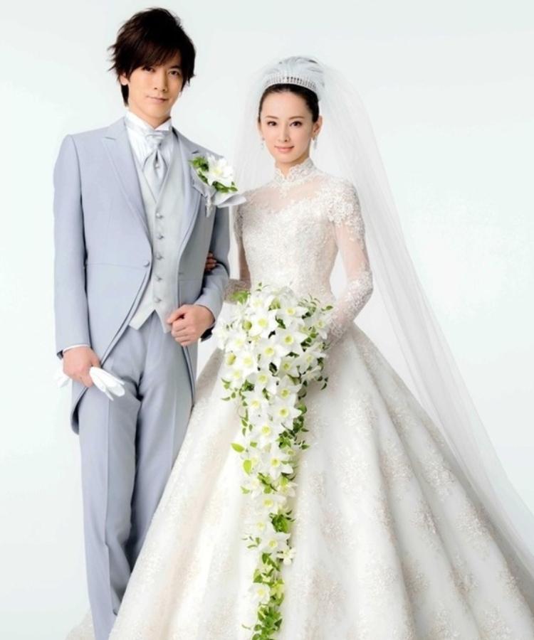 DAIGOさんが妻北川景子さんのお誕生日をお祝い♡秋には出産予定のおふたりの馴れ初めから結婚式を振り返りました♡   Dressy(ドレシー)byプラコレウェディング