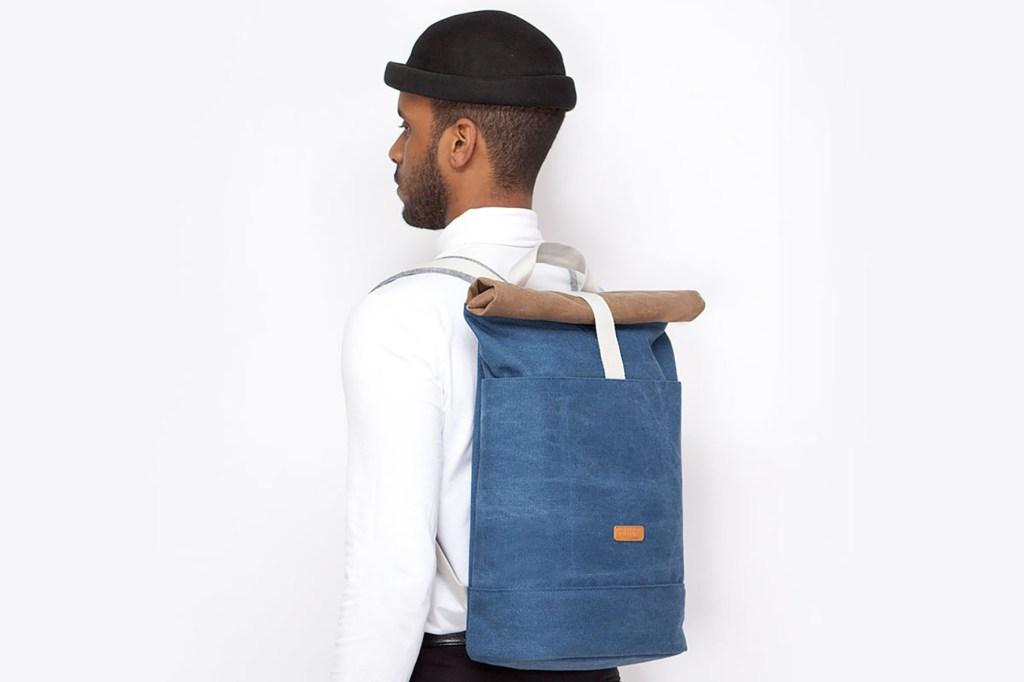 Der minimalistische Style macht den Backpack zum angesagten Begleiter und Blickfang in allen Alltagssituationen - Minimalistische Rucksäcke mit hohem Designanspruch