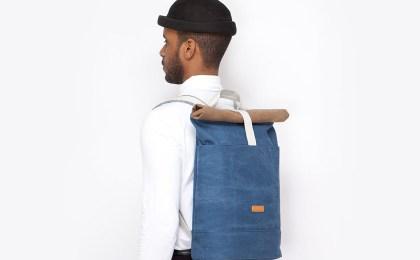 Der minimalistische Style macht den Backpack zum angesagten Begleiter und Blickfang in allen Alltagssituationen.