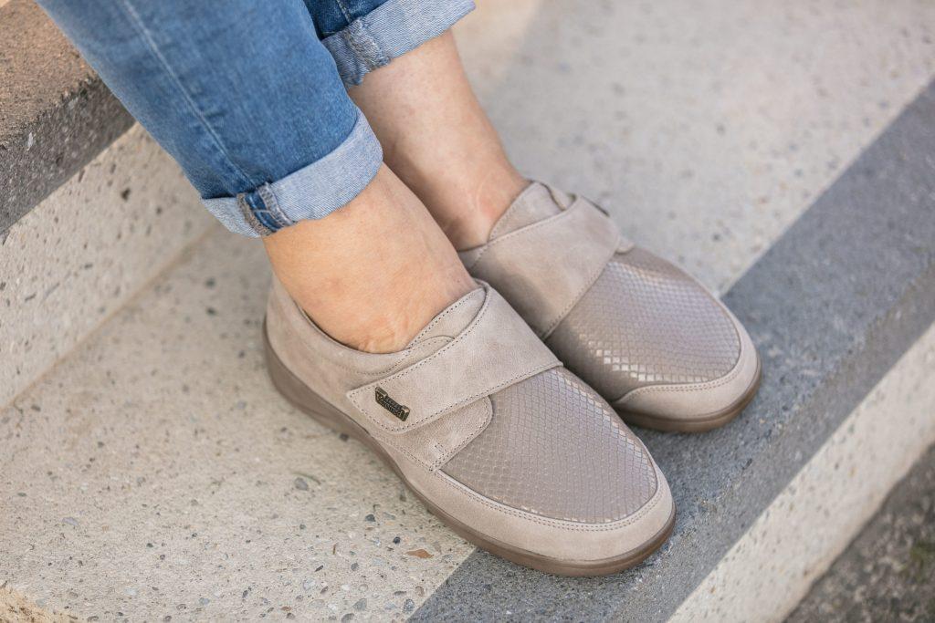 Entscheidend für die Passform sind Schuhgröße und Schuhweite - Schuhe: Richtige Passform