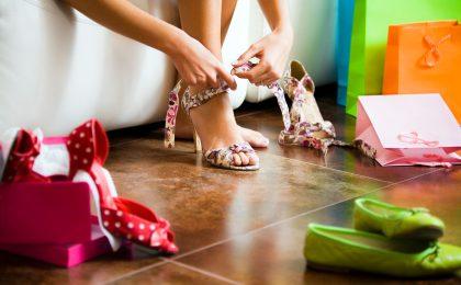 High Heels für große Füsse - XL-Schuhe