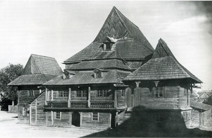 синагога фасад