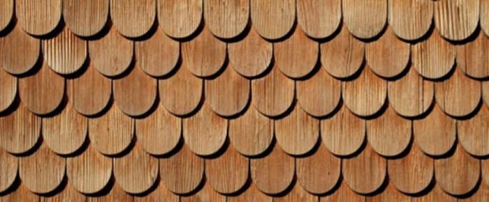 Деревянный гонт: современный материал или веяние древних традиций?