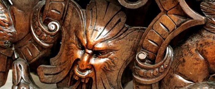 Реставрация мебели из дерева своими руками