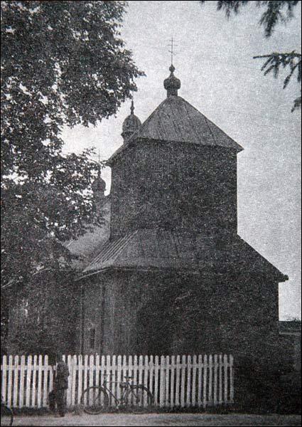 церковь достоево