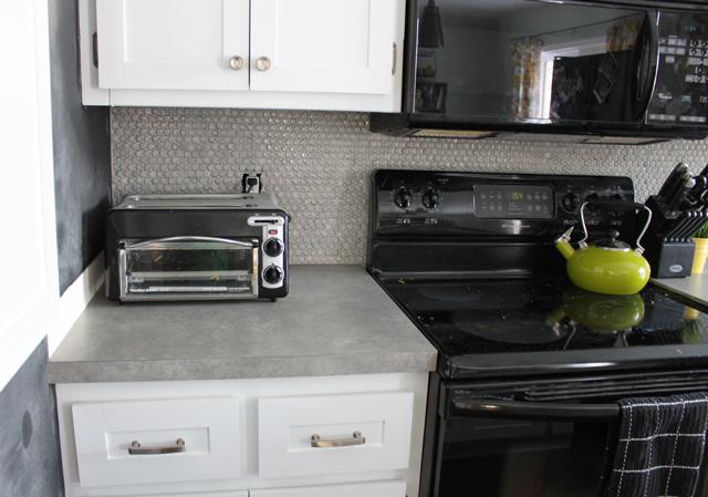 Kitchen Update Backsplash Tile Sealed  Drew  Vanessa