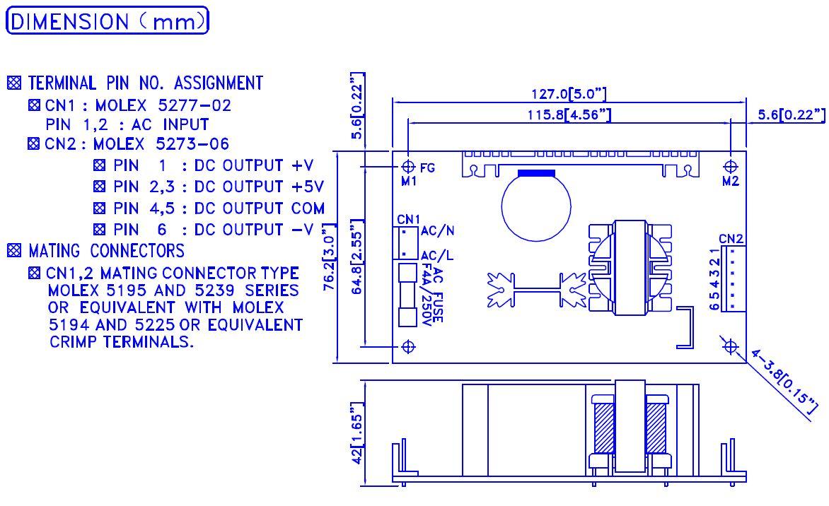 hight resolution of  pc power supply wiring diagram drew