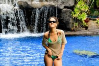 Rihanna Posts Sexy Photos of Herself Topless in Hawaii 06