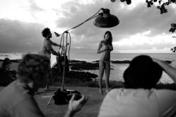 Behind The Scenes of Surfing Magazine's Swimsuit Calendar Shoot 011