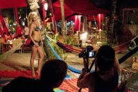 Behind The Scenes of Surfing Magazine's Swimsuit Calendar Shoot 042